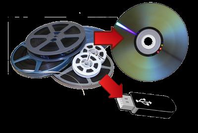 Digitalizzare film